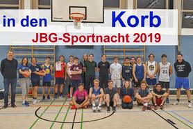 JBG-Sportnacht 2019